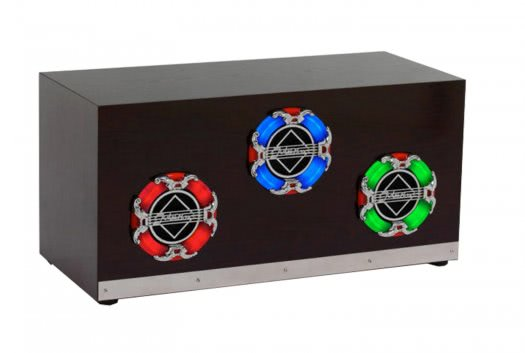 Steepletone E-Base Zero 50 LED Jukebox Stand
