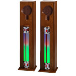 Steepletone Jukebox Extension Speaker Set (LED ADD SPK)
