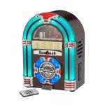 Classic Rock Mini Replica Jukebox