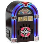 Steepletone USB Sub LED Compact MP3 Mini Jukebox