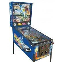 Back To The Future Pinball Machine