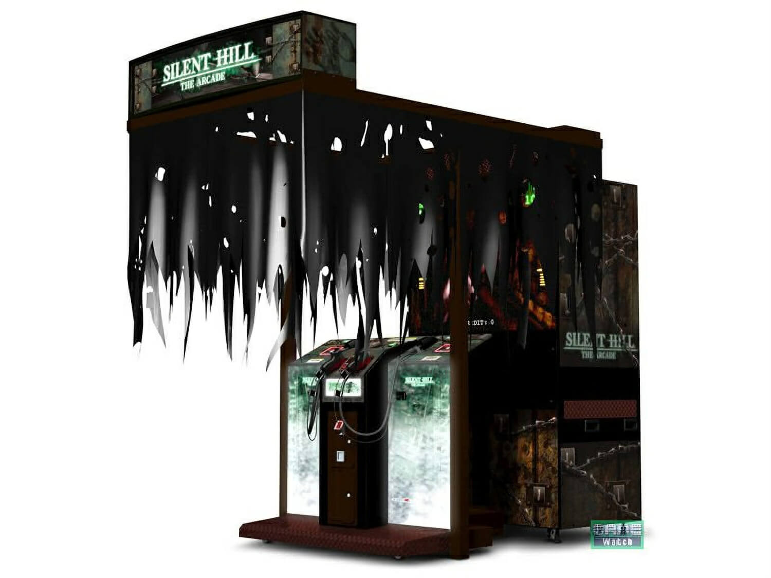 Silent Hill The Arcade Deluxe Arcade Machine Liberty Games