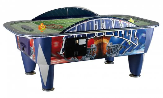 Yukon American Football 8 foot Commercial Air Hockey Table