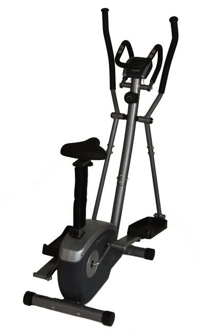 Marcy 2 In 1 Cycle    Elliptical Cross Trainer  Xc50