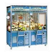 Elaut Mega 2 Player Crane Machine