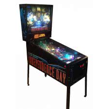 ID4: Independence Day Pinball Machine