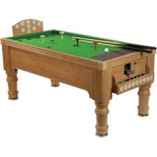 Supreme Bar Billiards 6 foot Table