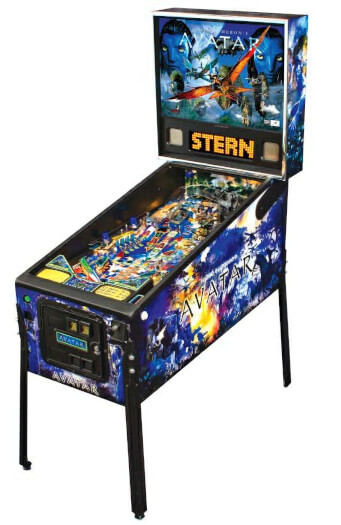 Stern Avatar Pinball Machine