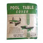 Pool Table Cover for 6ft and 7ft Tables