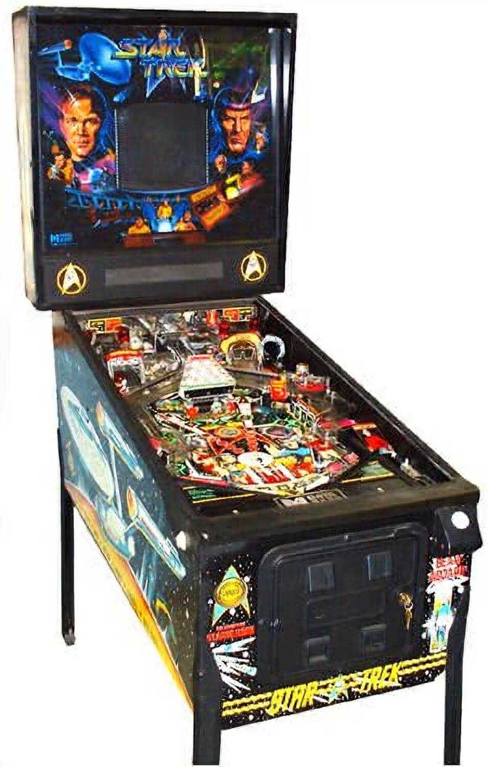 Star Trek Pinball Machine Liberty Games