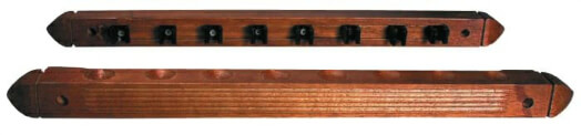 Wall Mounted Cue Rack For 8 Cues