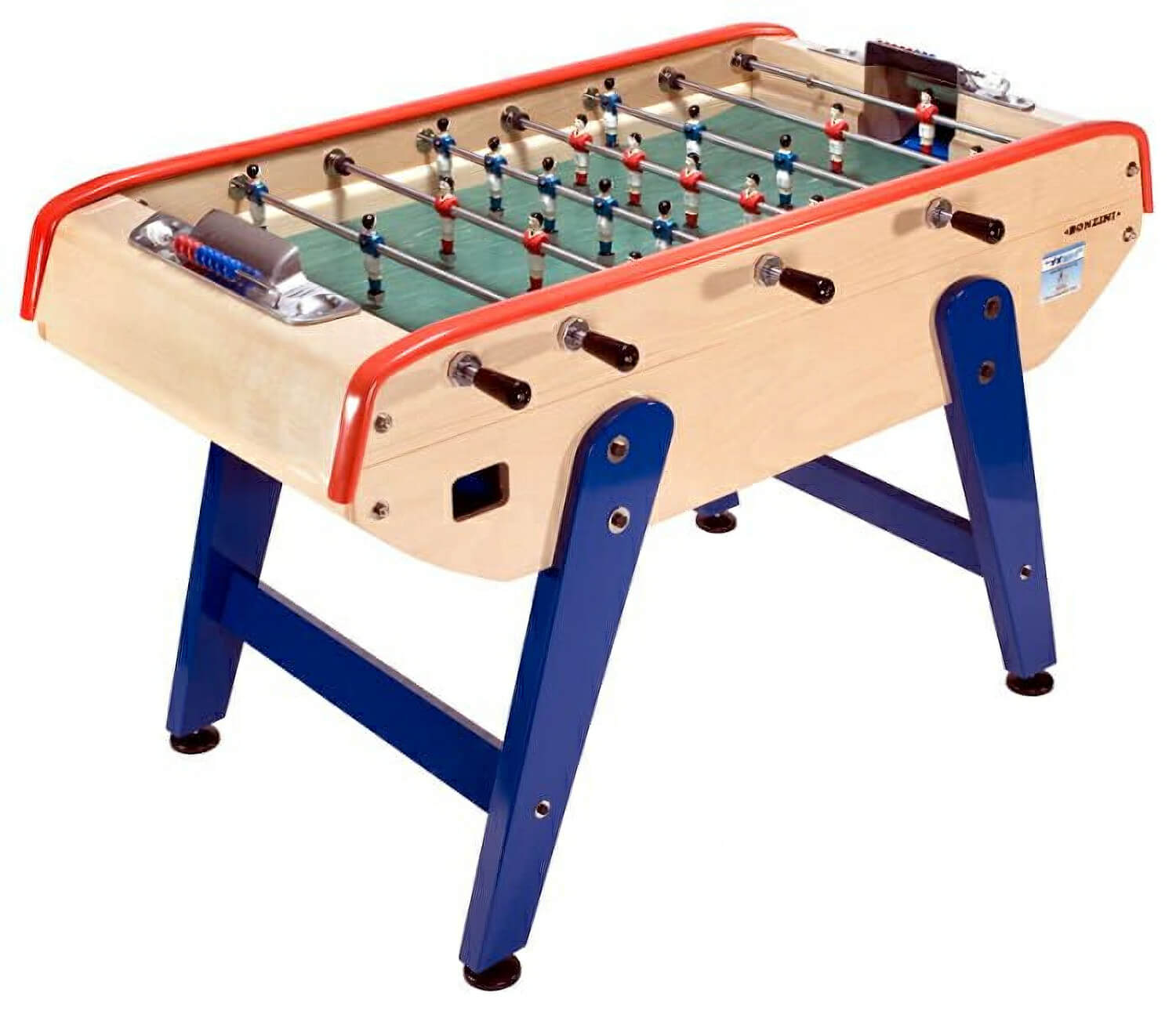 Bonzini b90 itsf competition football table liberty games - Table baby foot billard ...