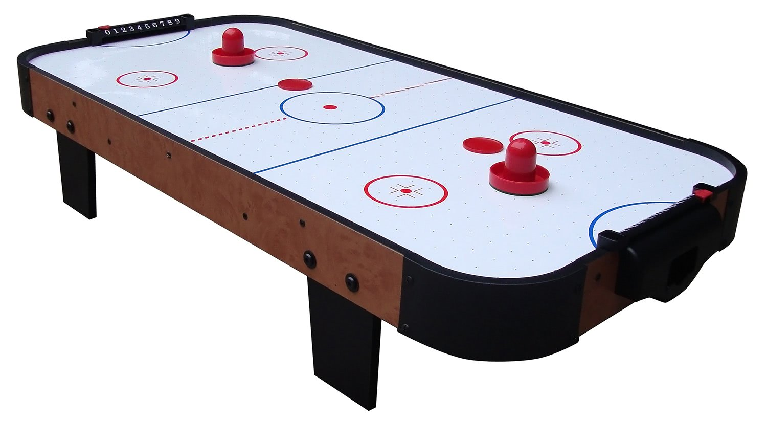 Gamesson wasp ii air hockey table liberty games for Table hockey