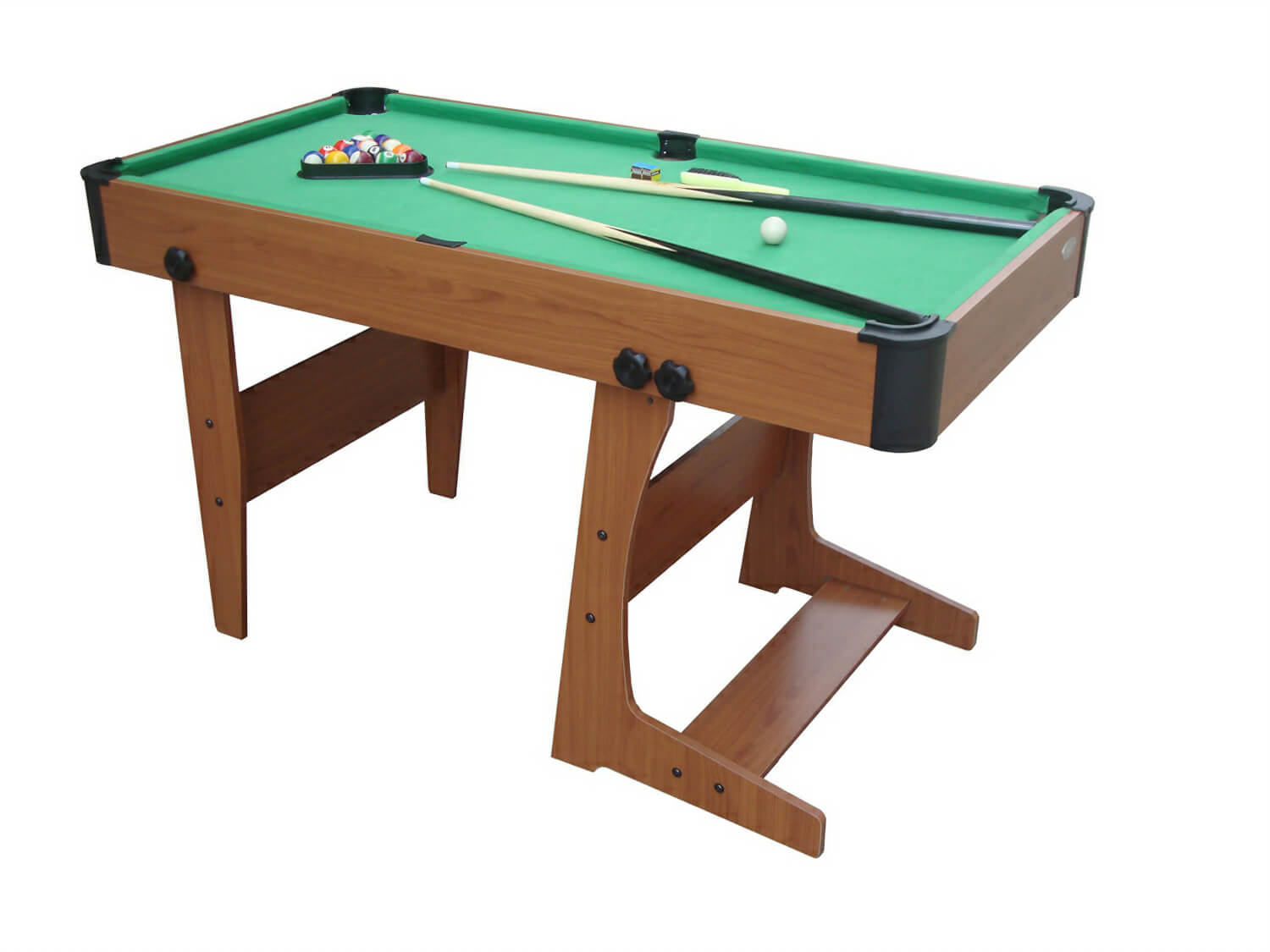 Gamesson eton l foot 4ft 6 39 39 pool table liberty games for Convert indoor pool table to outdoor