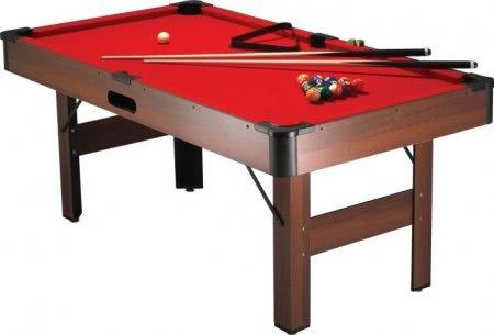 Galaxy 6 foot Folding Leg Pool Table (57801)
