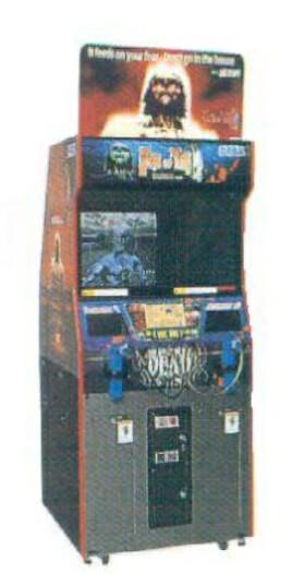 Sega House Of The Dead Arcade Machine Liberty Games