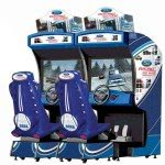 Ford Racing: Full Blown Twin Arcade Machine