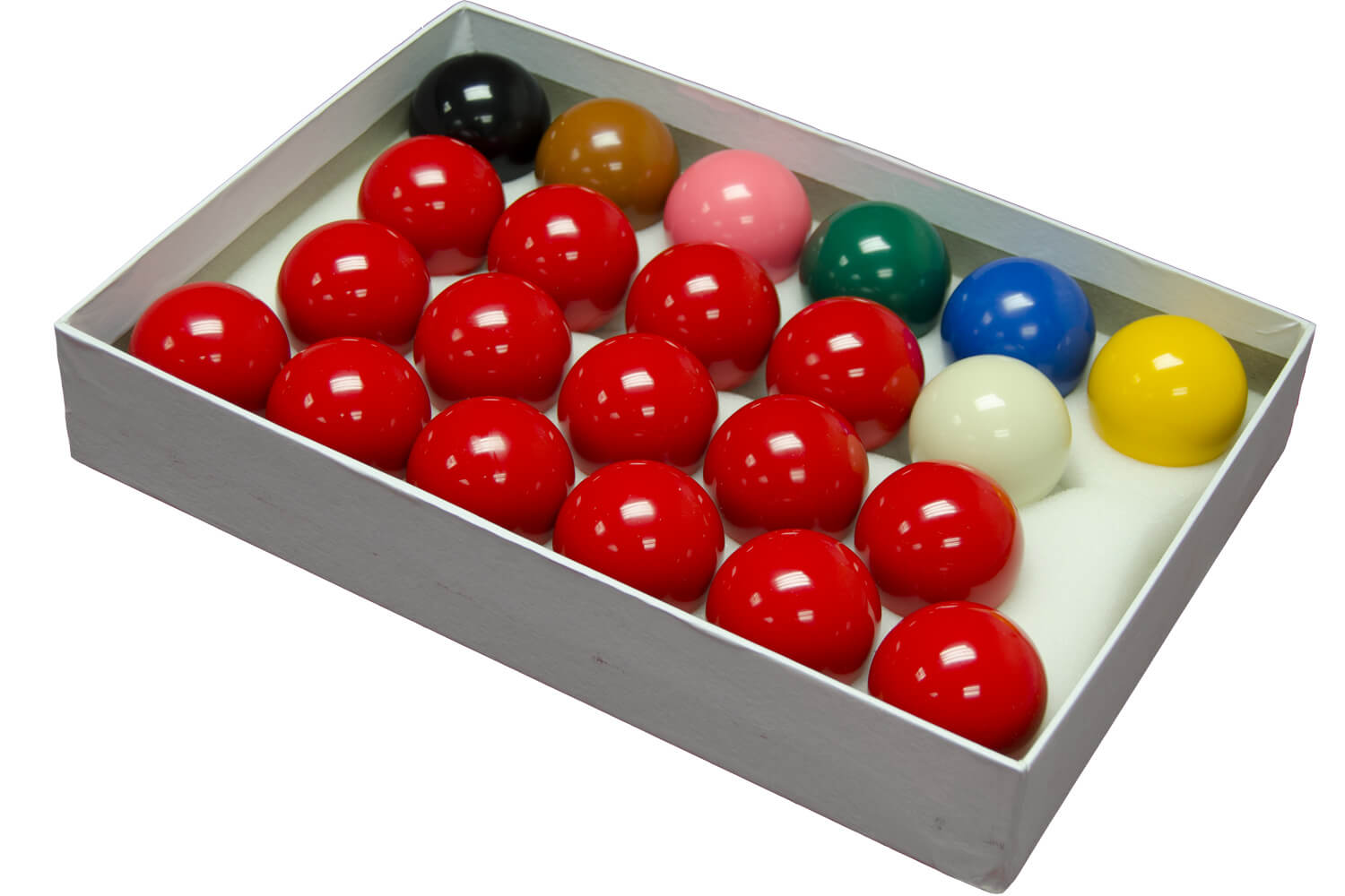 Competition 2 22 Ball Snooker Set Liberty Games