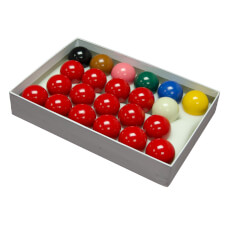 Competition 2'' 22  Ball Snooker Set