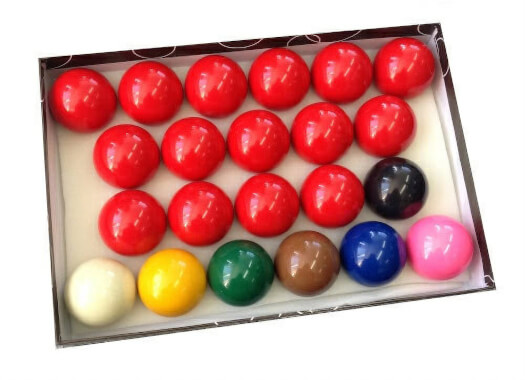 Competition 2 1/16'' 22 Ball Snooker Set (47-0893)