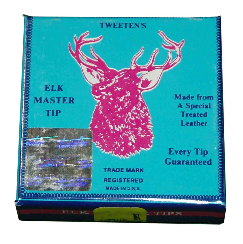 Elk Master Glue On Pool Cue Tips Liberty Games