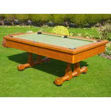 Evergreen Classic Outdoor Pool Table