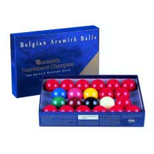 Aramith 2 1/16'' 22-Ball Tournament Champion Snooker Set (47-2007)