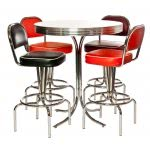Manhattan Bar Classic American Retro Furniture Set