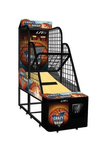 Crazy Hoops Basketball Arcade Machine | Liberty Games