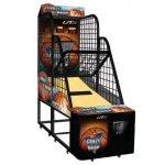 Crazy Hoops Basketball Arcade Machine