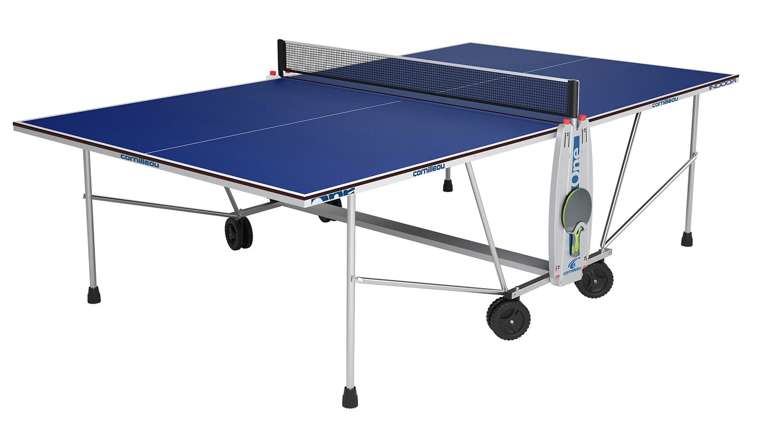 Cornilleau sport one rollaway indoor table tennis liberty games - Table ping pong cornilleau outdoor ...