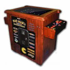 Namco Pac-Man's Arcade Party Cocktail Arcade Machine