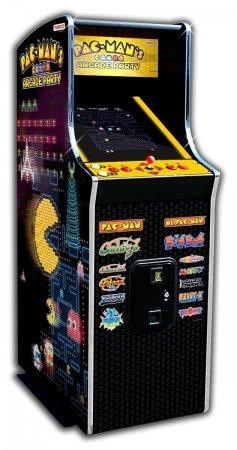 Namco Pac-Man's Arcade Party Upright Arcade Machine