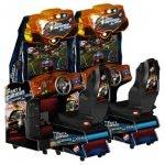 Fast & Furious: Super Cars Twin Arcade Machine