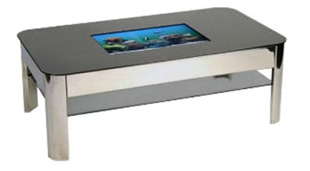 The Platinum Multi Media Centre Table