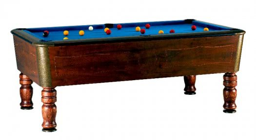 Orleans Slate Bed Pool Table