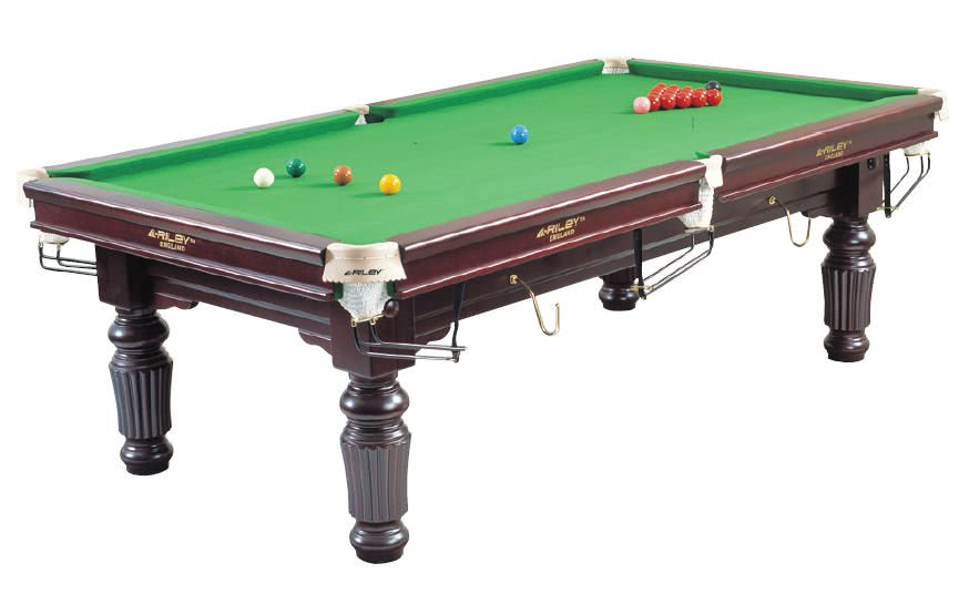 Full size commercial snooker tables liberty games for 10 foot billiard table