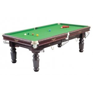 Riley Renaissance Mahogany Slate Bed Snooker Table