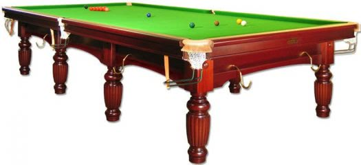 Majestic Match Slate Bed Snooker Table