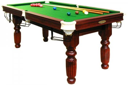 Majestic Lite Slate Bed Snooker Table