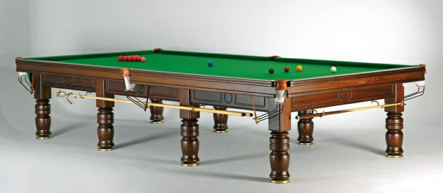 Tagora slate bed snooker table 10 ft 12 ft liberty games for 12ft snooker table for sale