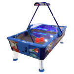 WIK Gold 8 foot Commercial Air Hockey Table