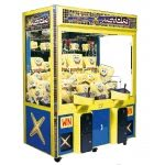 X-Factor 2 Player Crane Machine