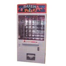 Push A Prize Redemption Machine