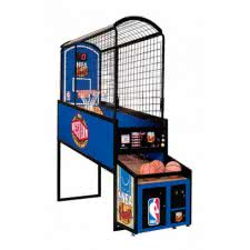 I.C.E. NBA Hoops Novelty Redemption Machine