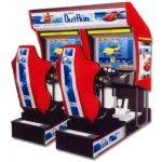 Out Run 2 Twin Arcade Machine