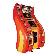 Namco Flamin Finger Novelty Redemption Machine