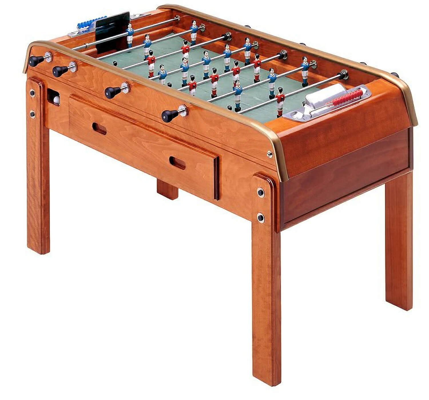 Bonzini grand tiroirs football table liberty games - Tiroir table escamotable ...