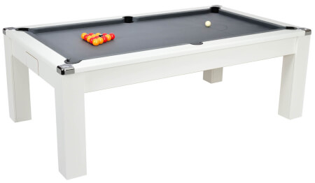 Avant Garde Slate Bed Pool Dining Table