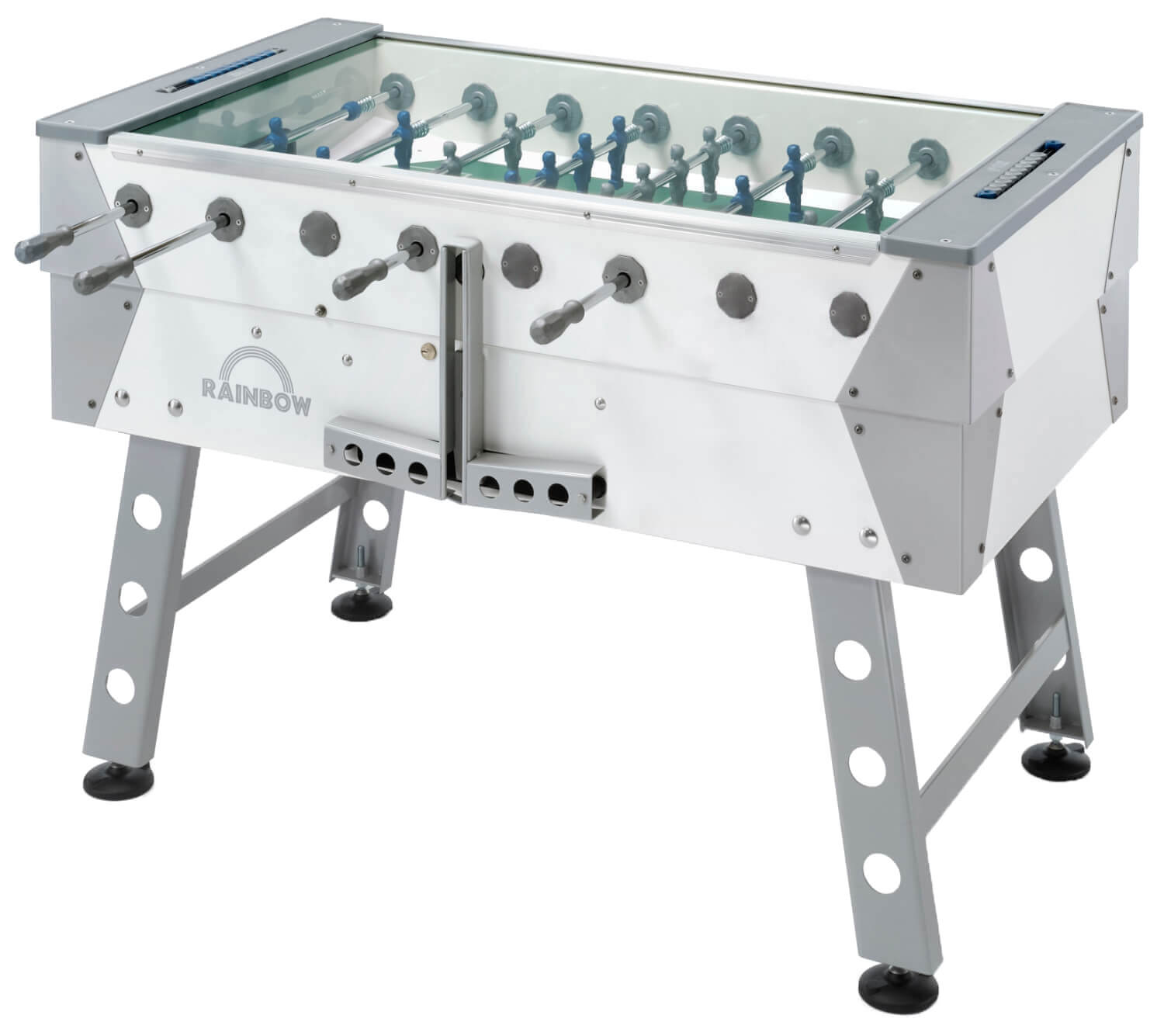 Fas Rainbow Outdoor Football Table Liberty Games